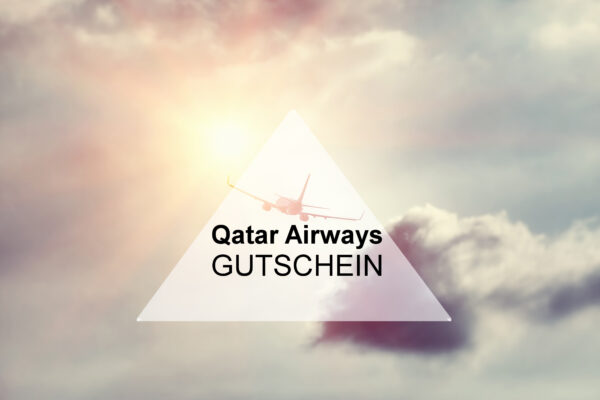 Gutschein Qatar Airways