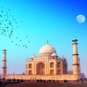 16 Tage Rundreise durch Indien inkl. Flügen, Halbpension & Ausflügen ab 999 €