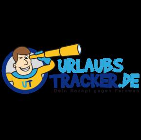 Urlaubstracker Logo mit Schrift