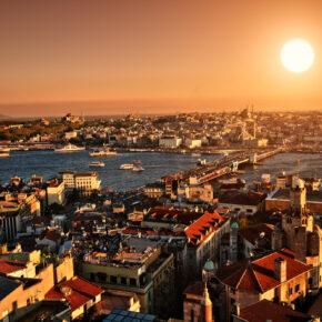 3 Tage Istanbul im 5* Luxus-Hotel inkl. Frühstück & Flügen für nur 137€