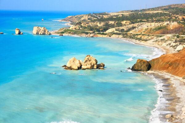 Zypern Paphos Strand