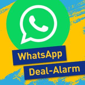 Error Fare direkt aufs Handy: Der Urlaubstracker WhatsApp Deal-Alarm ist da!