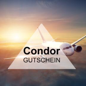 Condor Gutschein - 50€ bei der Buchung sparen