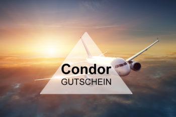 Condor Gutschein Dezember: 50€ Rabatt auf Flüge erhalten