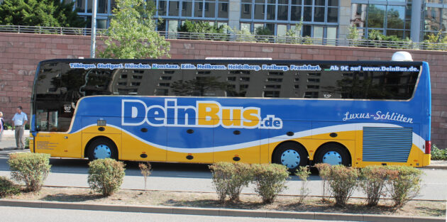 DeinBus.de Gutschein Rabatt