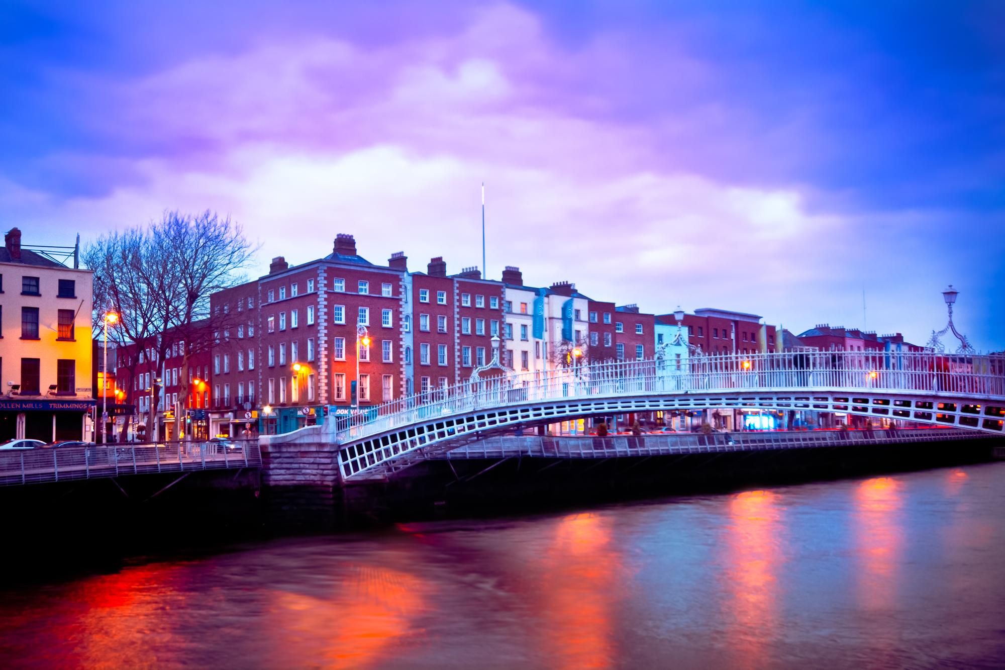 Tage Dublin Flug Und Hotel