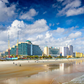 9 Tage Spring Break in Daytona Beach - Florida im TOP 4* Strandhotel mit Flug nur 509€