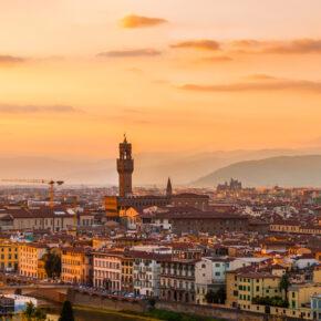 3 Tage Kurztrip Florenz im 4* Hotel inkl. Frühstück für nur 79 €