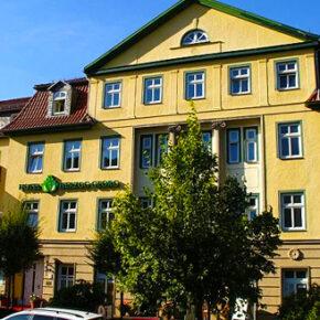Hotel Herzog Georg Aussenansicht