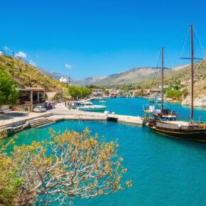 Griechische Inseln: 14 Tage Lesbos inkl. Flug & 3* Hotel mit Frühstück für nur 349€
