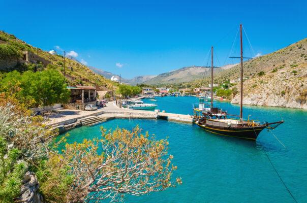Lesbos Insel Griechenland