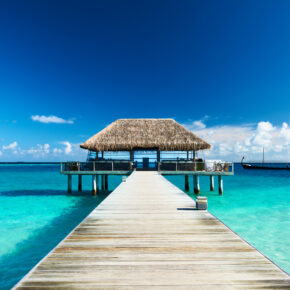 15 Tage Malediven im guten 3* Hotel inkl. Flug & Frühstück nur 943 €