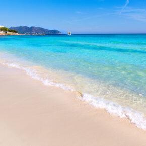 Mallorca: 7 Tage Cala Millor im TOP 4.5* Hotel mit All Inclusive, Flug & Zug für 397€