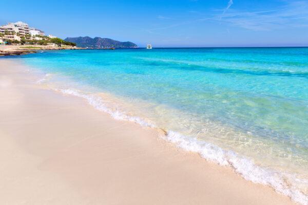 Mallorca Cala Millor Strand