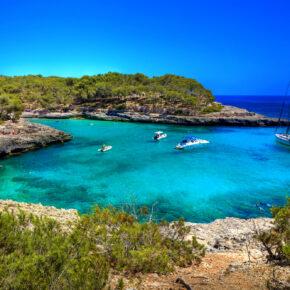 Single Deal Mallorca: 8 Tage im TOP 4* All Inclusive Hotel mit Flug, Transfer & Zug nur 398€