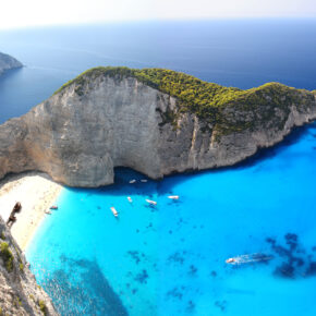 Sommer: 8 Tage auf Zakynthos im TOP Apartment mit Flug nur 163€