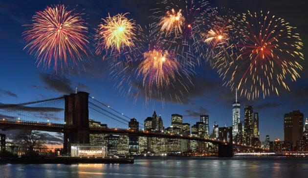 New York Silvester