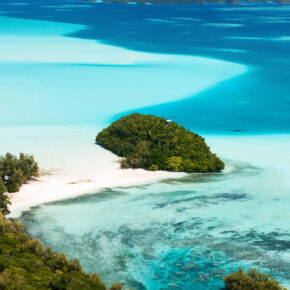 Südsee: Flüge nach Palau hin und zurück inkl. Gepäck für nur 417 €