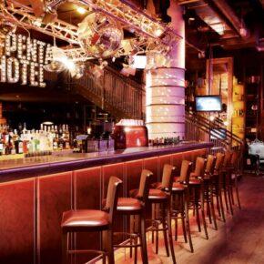 Pentahotel Vienna Bar