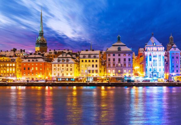 Stockholm Silvester Gamla Stan