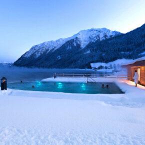 Luxus-Schnäppchen am Achensee: 4* Hotel mit Infinity-Pool und Halbpension ab 181 €