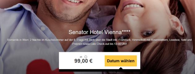 Wien Romantik Hotel