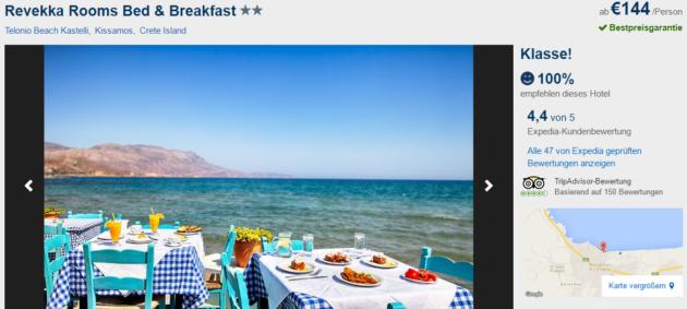 7 Tage Kreta Click Mix Angebot