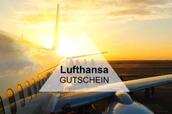 Lufthansa Gutschein: Spart 30€ auf Eure Flugbuchung