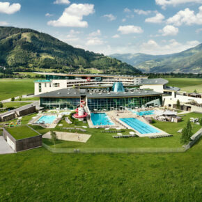 Luxus in Österreich: 2 Tage im TOP 4* Superior Hotel inkl. Halbpension, Wellness & Extras ab 124€