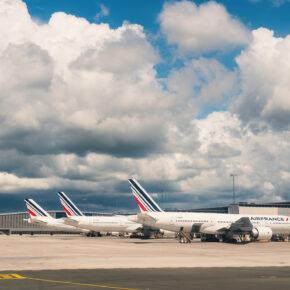 Air France - Alle Infos zu den Tarifen Mini, Classic und Flex der Airline
