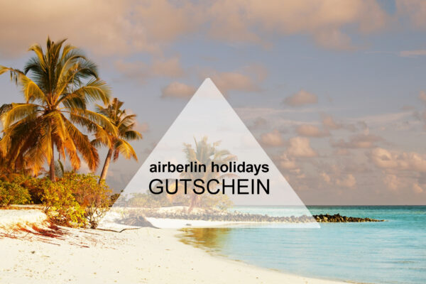 Airberlin Holidays Gutschein