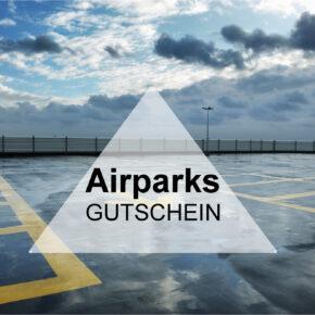 10 % Airparks Gutschein - sparen bei der Parkplatz-Buchung