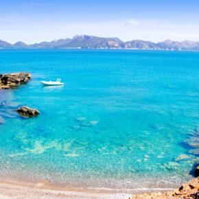 Frühbucherwoche Mallorca: 7 Tage in Alcúdia mit 3* All Inclusive Hotel, Flug & Transfer nur 378€