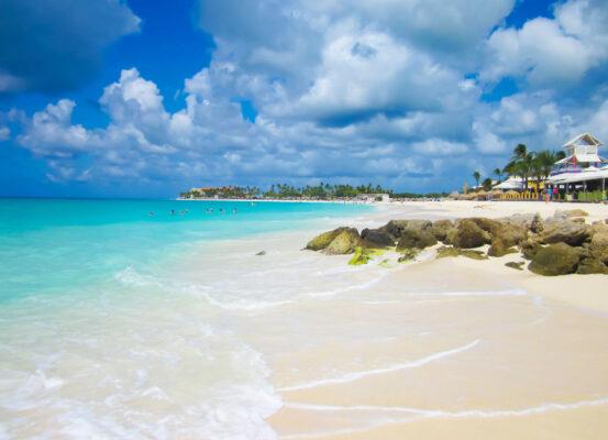 Aruba Traumstrand