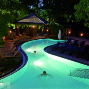 Wellness Bad Oeynhausen: 2 Tage im 4* Hotel inkl. Bali Therme nur 69 €