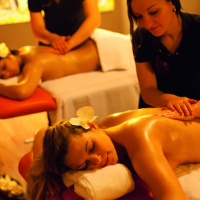 Bali Therme Wellness Partnermassage