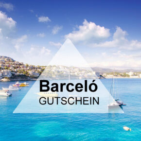 Barceló Gutschein: 5% auf alle Hotel Buchungen