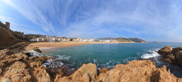 Tossa de Mar Urlaub Costa Brava