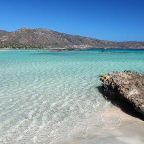 Griechenland: 7 Tage Kreta im 5* Strandhotel mit All Inclusive, Flug, Transfer & Zug nur 374€