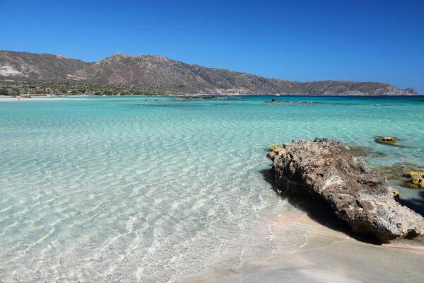 Elafonisi Beach Kreta