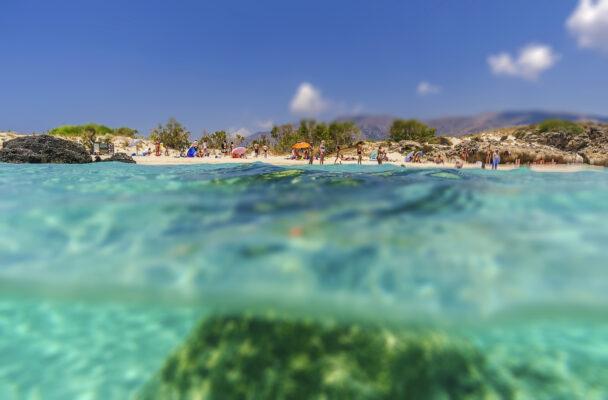 Falasarna Beach Kreta