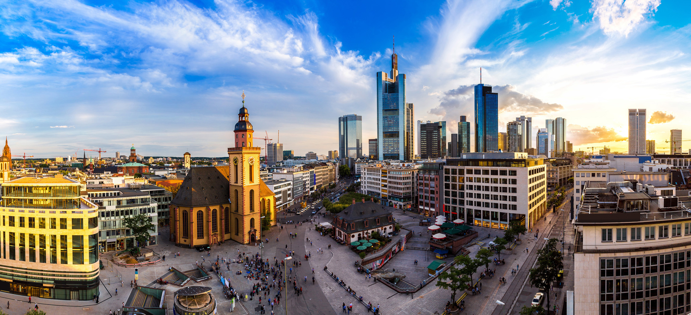 Frankfurt Im Sommer Urlaubsschn Ppchen Und Tolle Reise Angebote