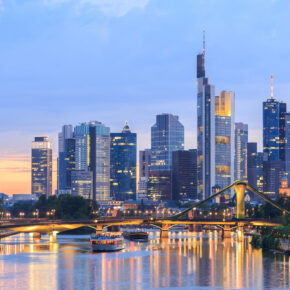 24h Sale: 3 Tage Frankfurt im 5* Kempinski Hotel mit Frühstück für 139 €