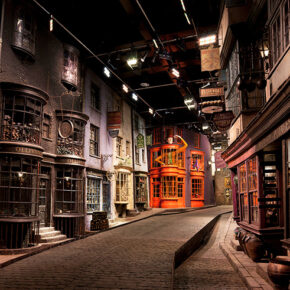 Harry Potter Special: 2 Tage London mit The Making of Harry Potter™ & 4* Hotel ab 99€