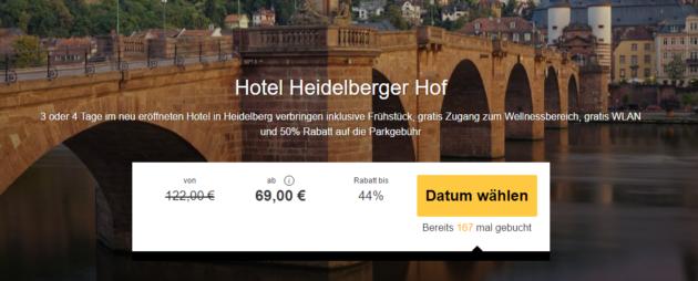 Heidelberger Hof Hotel