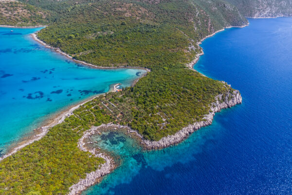 Kroatien Halbinsel Peljesac