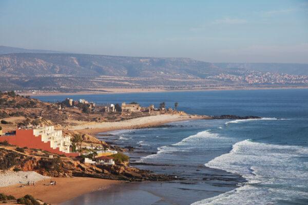 Agadir in Marokko Strandurlaub