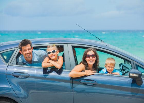 Mietwagen Familie Urlaub