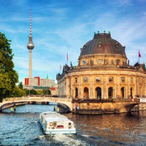 Lange Nacht der Museen z.B. in Berlin,  Hamburg, München u.v.m. mit Hotel & Frühstück ab 49€
