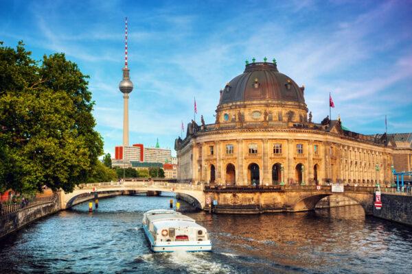 Bode Musuem Museumsinsel Berlin